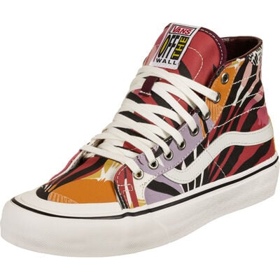 Palm Floral Sk8-Hi 138 Decon SF