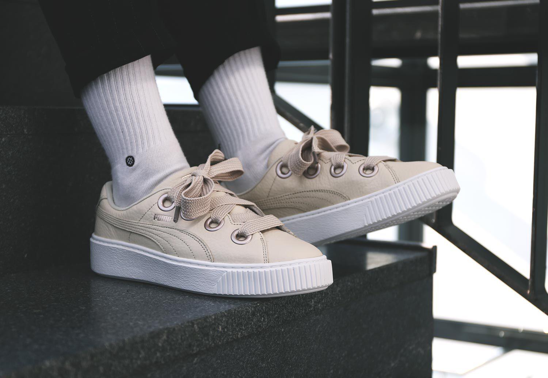 Puma Platform Kiss LEA W - Sneakers Low