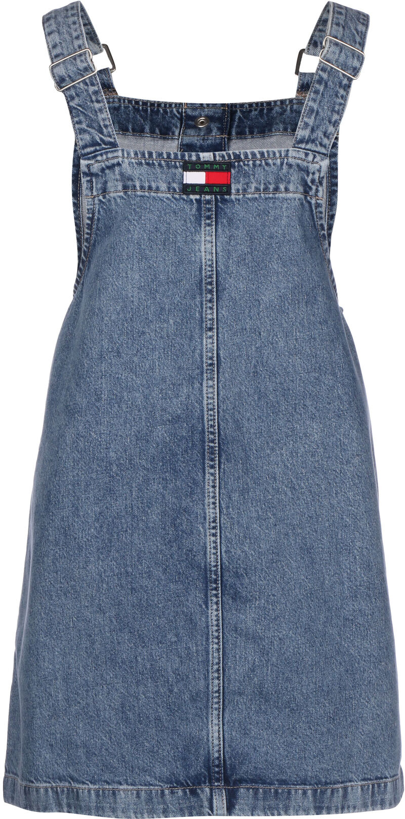 Short Dungaree Snap