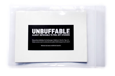 Unbuffable 10x14 cm 6 pcs