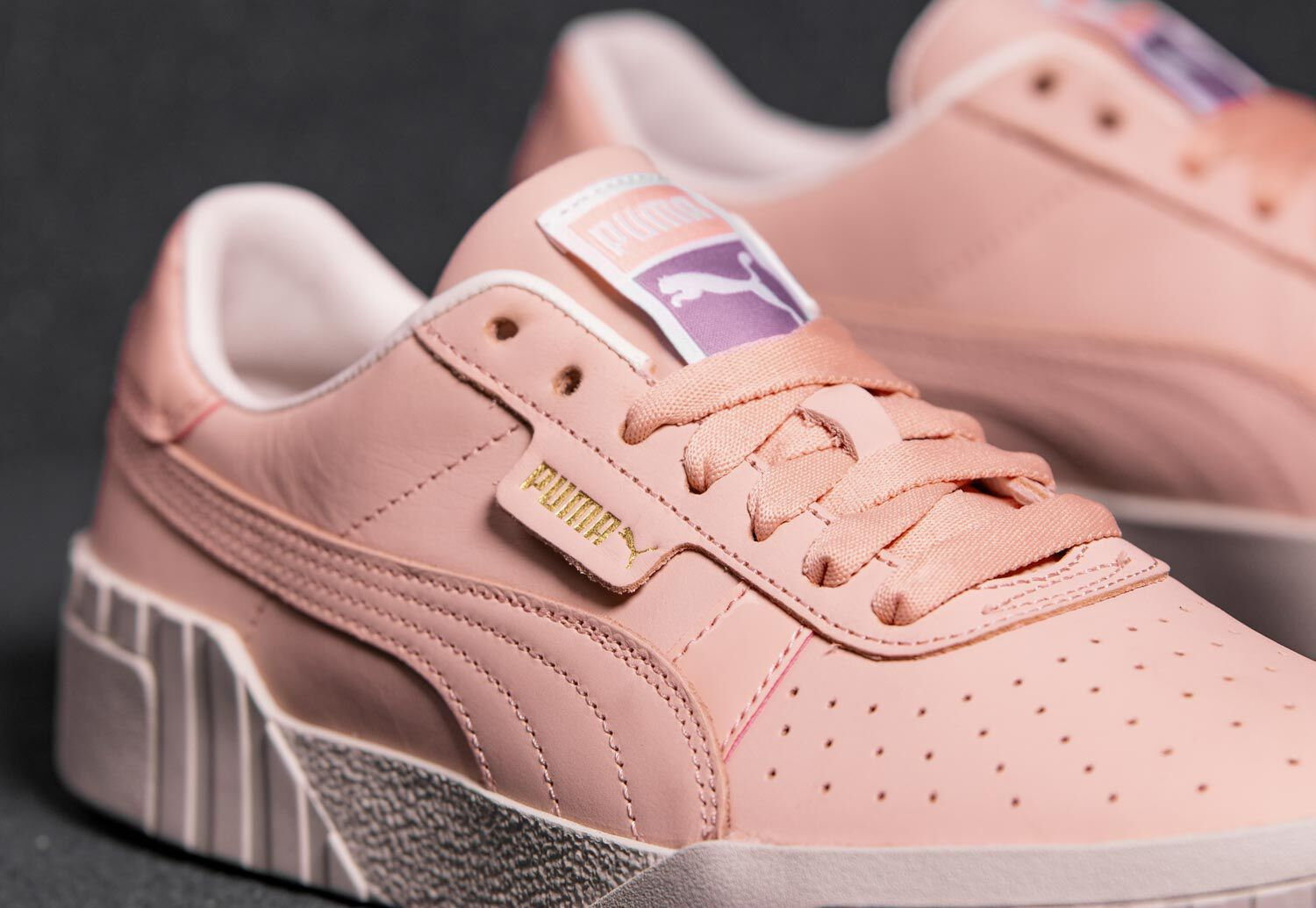 Cali Nubuck W - Sneakers Low - Women at Stylefile