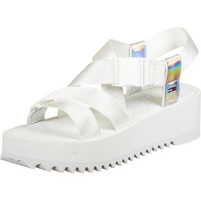 Iridescent Sandal