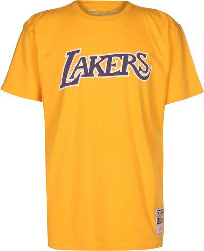Worn Logo/Wordmark LA Lakers