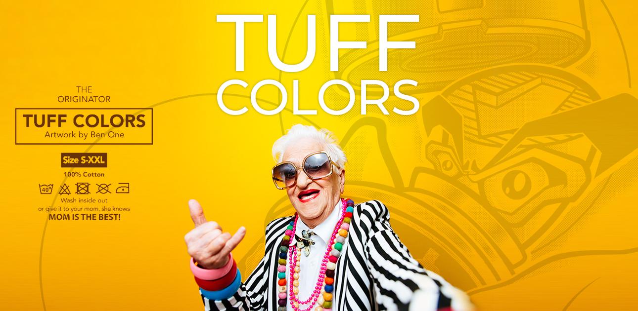 Tuff Colors