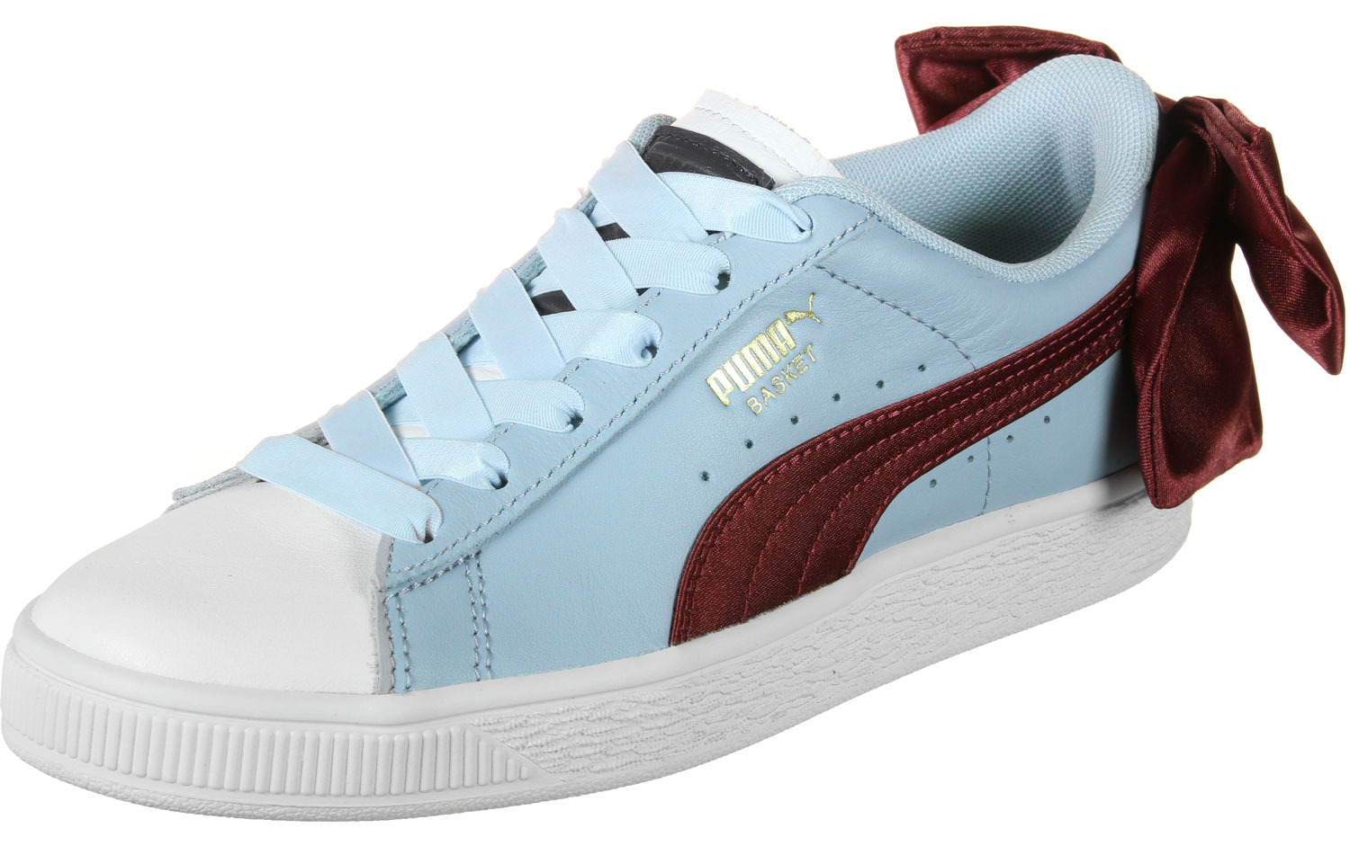 Puma Basket Bow W - Sneakers Low at