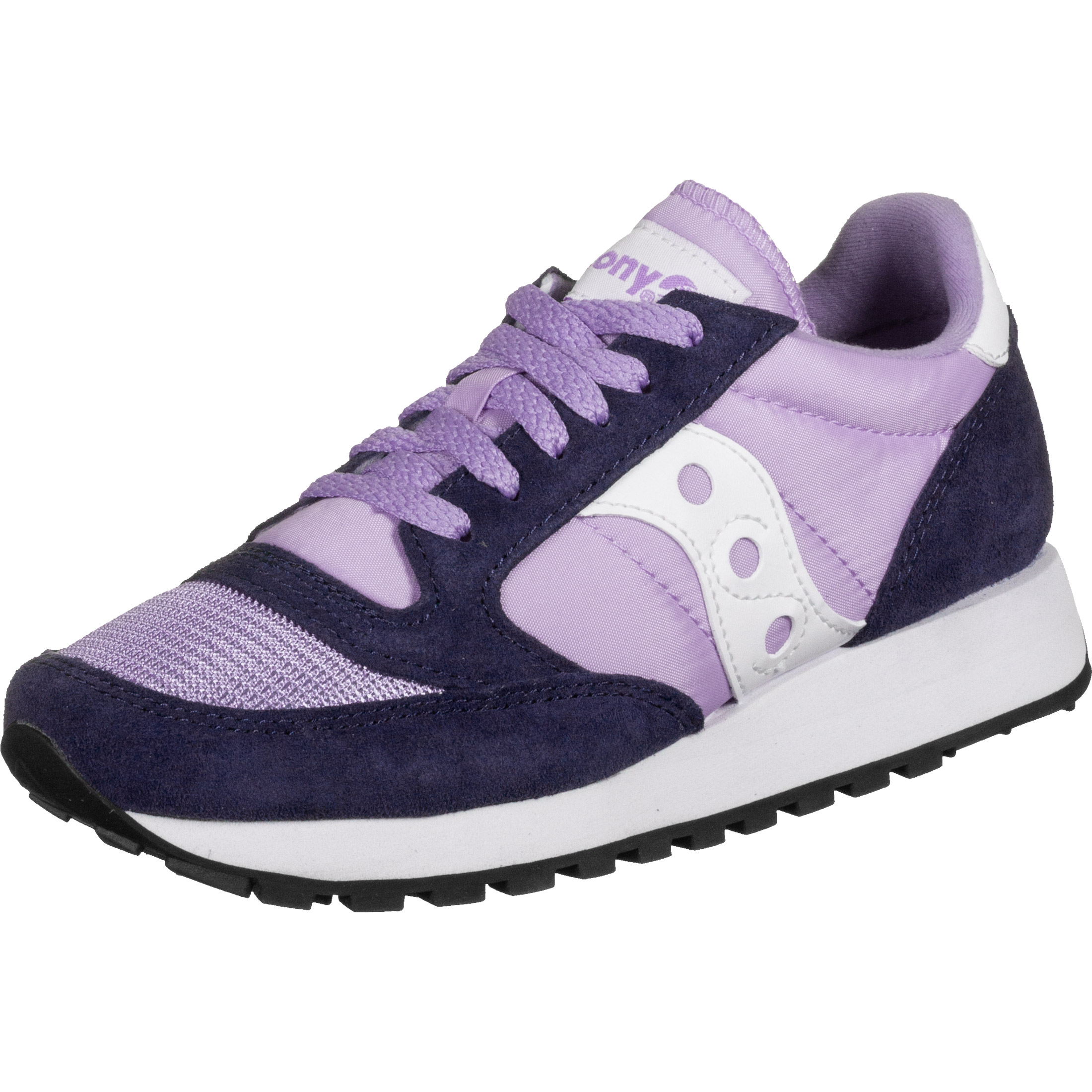 purple saucony sneakers