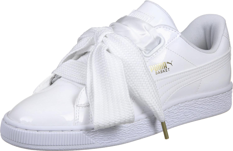 Puma Basket Heart Patent W - Sneakers