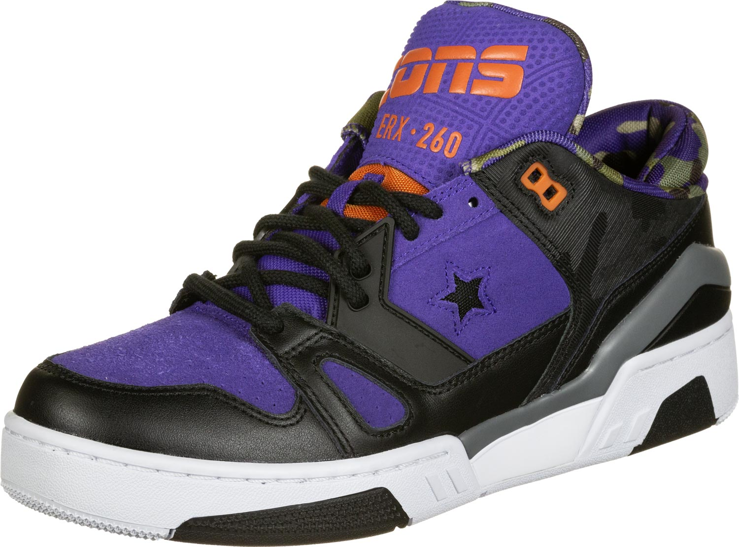 Converse ERX 260 Camo and Leather Ox