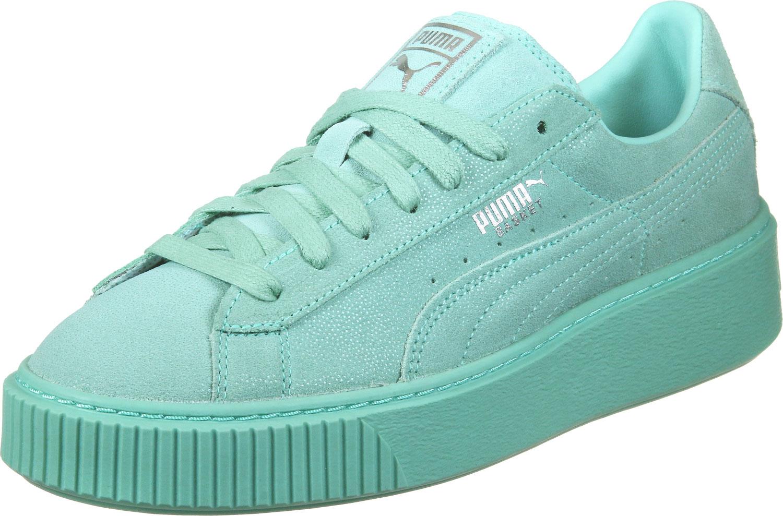 Puma Basket Platform Reset W - Sneakers