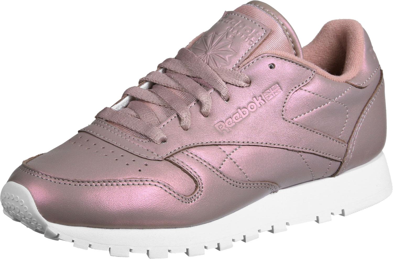 Familiarizarse lechuga Corrupto  Reebok Classic Leather Pearlized W - Sneakers Low at Stylefile