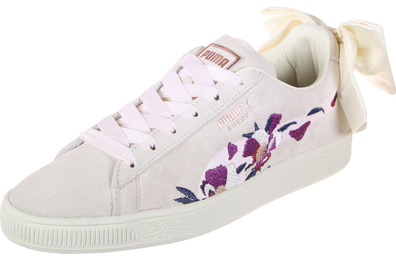 Puma Suede Bow Flowery W - Sneakers Low